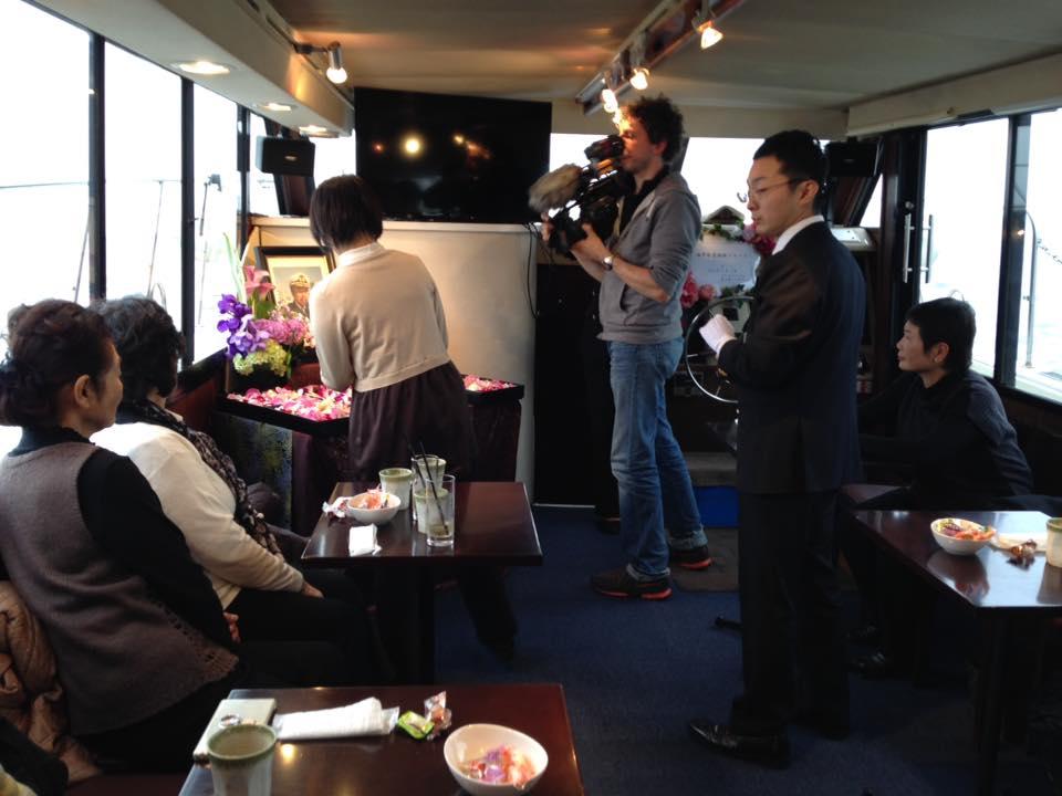NHKワールドのドキュメント番組「Design Your Own Ending」にブルーオーシャンセレモニーが取り上げられました。