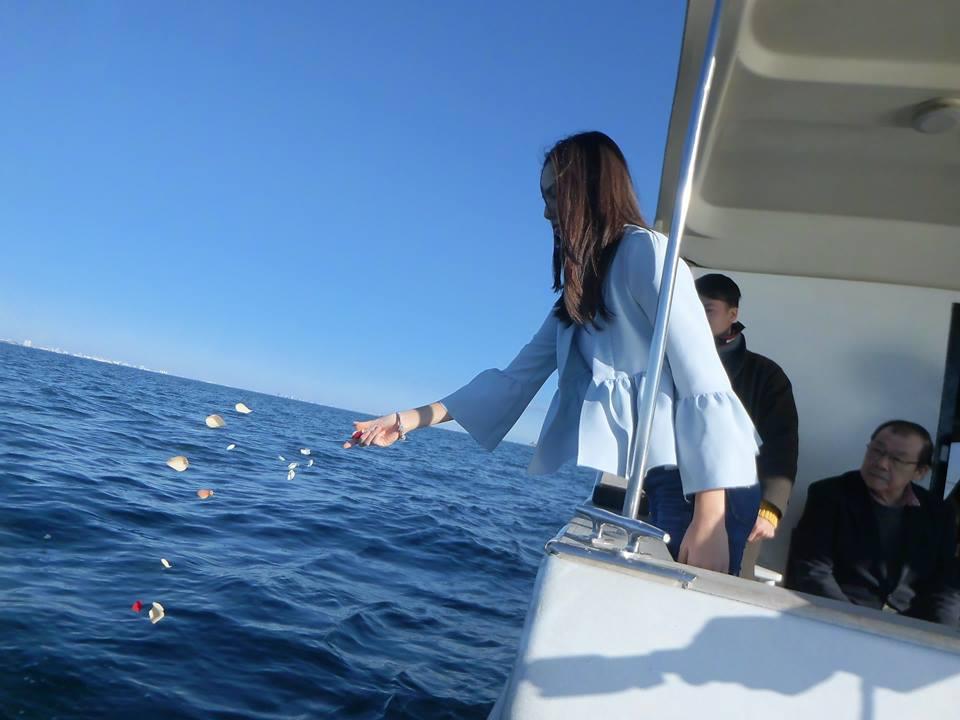 3月13日(火)/4月17日(火) 海洋散骨と手元供養セミナー開催