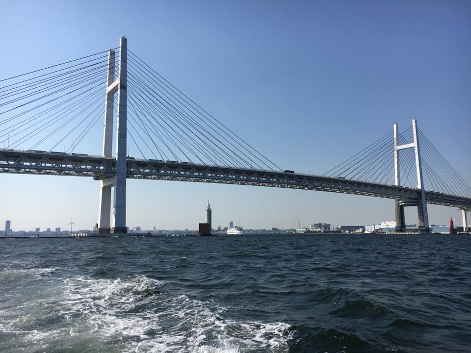 神奈川横浜市のぷかり桟橋のご紹介