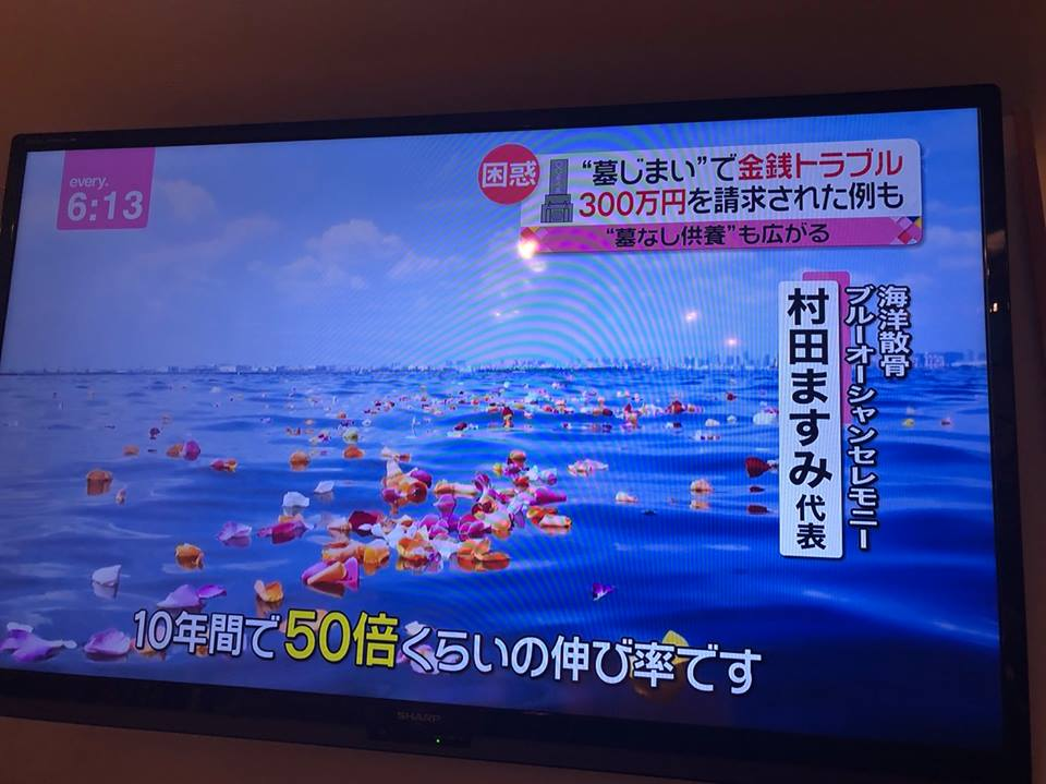 日本テレビ「ニュースEvery」
