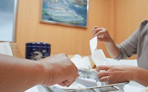 立会粉骨サービスは予想を上回るご支持を頂いております
